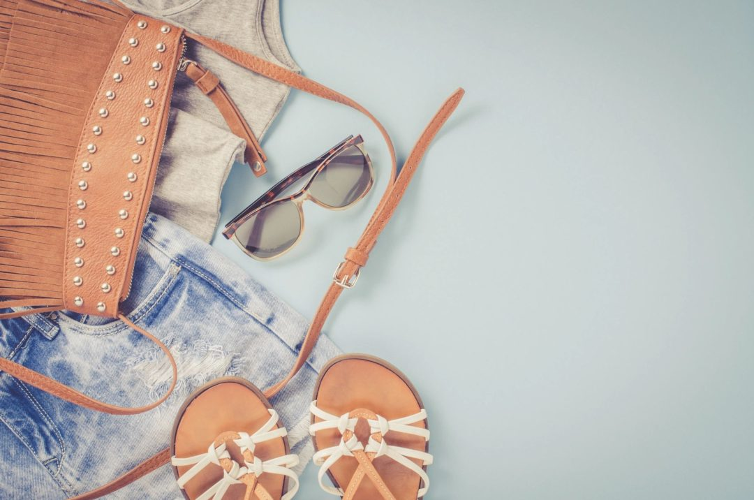 how to stay chic in the summer heat