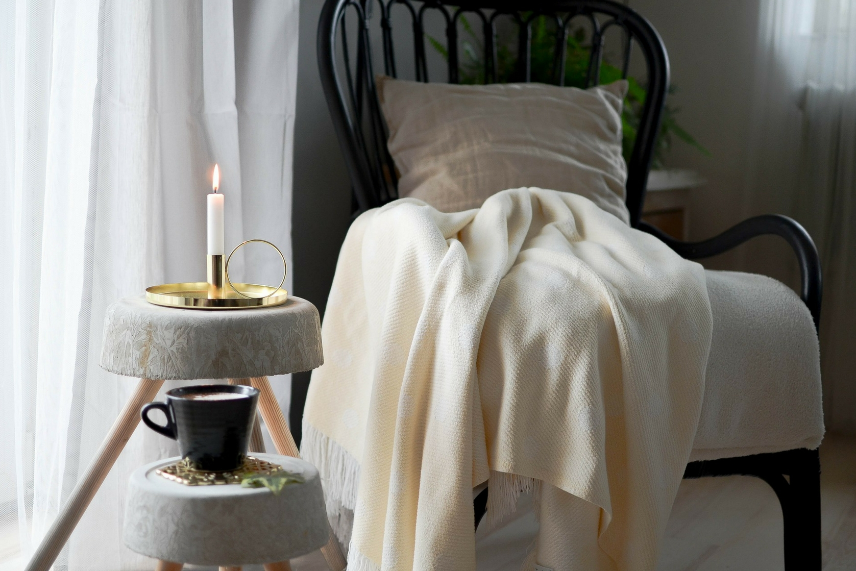 how to create a relazing space at home 2