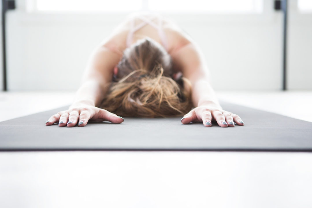 how yoga helps beauty